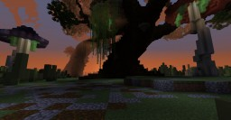 Spore Forest Minecraft Map & Project