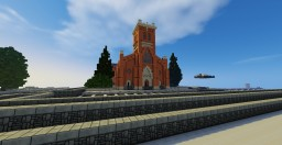 Realistic Church Minecraft Map & Project