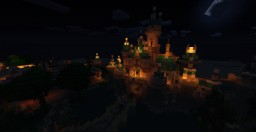 Disneyland Minecraft Map & Project