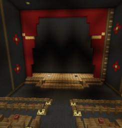 ~♦ Oak Wood Theater ♦~ Minecraft Map & Project