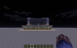 Dallas Fort Worth (DFW) International Airport Minecraft Project
