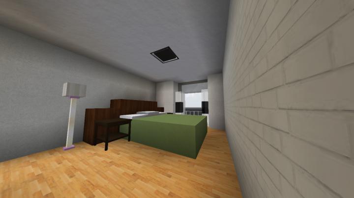 5 storey modern apartment and office building artenia minecraft project - Minecraft office interior ...