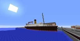 SS Nomadic Minecraft Map & Project