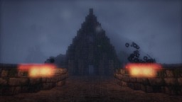"Ancient temple Moraverus ""Mineriel Project"" (IIpoctoDallas) Minecraft"