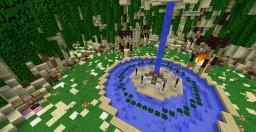 minecraft hunger games duckbill city