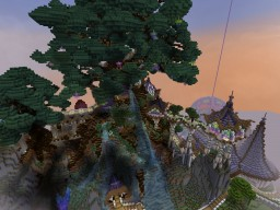 Psycosmic spawn: More than a big tree..... Minecraft Map & Project