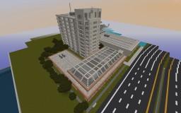 Resort And Casino Minecraft Project