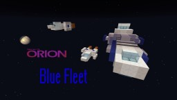 1993 Master Of Orion | The Blue Fleet Minecraft Map & Project