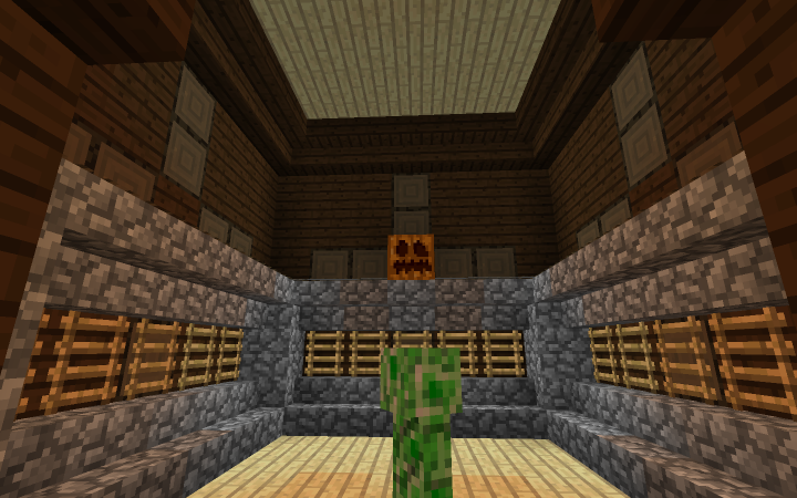 Woodland Mansion Minecraft Project