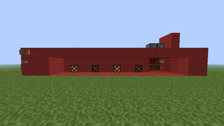 how to change the size of the bottons in minecraft