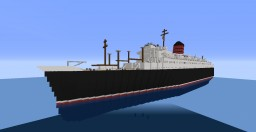 R.M.S. Ivernia Minecraft Map & Project