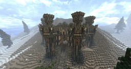 Castle of KreatorB Minecraft Project
