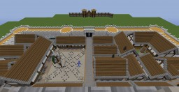 Tharbad finished Minecraft Project