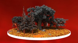 The Nether - In The Trees Minecraft