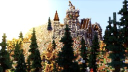 Plot Build | Medieval Castle Minecraft