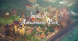 The YLC Amusement Park-NewCity 游乐场 Minecraft
