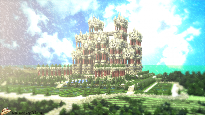 Render by Monkey D Haru