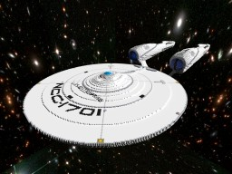 (OLD) USS Enterprise (Alternate Reality) Minecraft Project