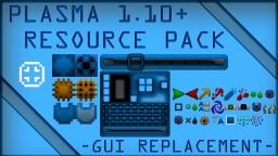 Plasma GUI 1.10+ Minecraft Texture Pack