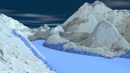 Frost Mountians #1 Minecraft Project