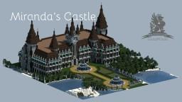 Miranda's Castle Minecraft Project