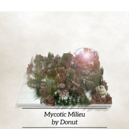 Mycotic Milieu Minecraft Project