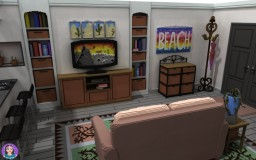 Living Room  - [Download] Minecraft Map & Project