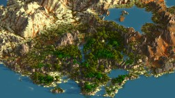 Australian Steam, first ever commission! Minecraft Map & Project