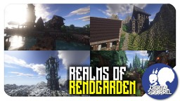 REALMS OF RENDGARDEN [YT Fantasy Let's Build] Minecraft Map & Project