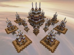 Sky wars map - Purgatorium Minecraft Project