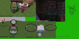 Minecraft snapshot 16w39b!! Villager and elytra. Minecraft Blog
