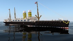 RMS Marseille by Roettger1999 Minecraft Map & Project