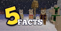 5 Facts You Didn't Know About The LLAMA! Minecraft Blog Post