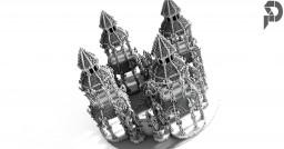 4 Portals Hub [FREE] Minecraft Project