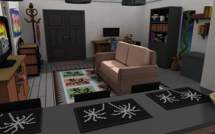 Living room download minecraft project - How to make a nice living room in minecraft ...