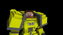 [Mine-imator] Warhammer 40K Space Marines Minecraft Blog Post
