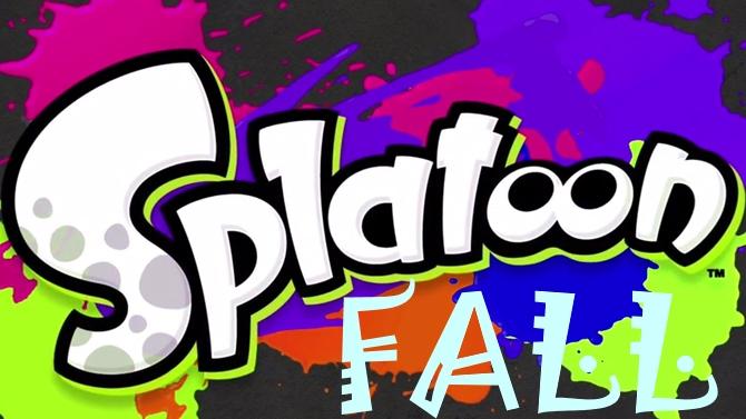 Splatoon Fall