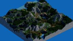 Thunderhorn [1024 x 1024] fantasy terrain Minecraft Project