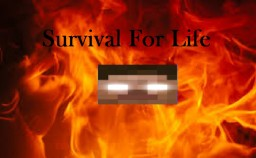 Survival for Life RIP Part 2 Minecraft Project
