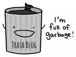 Trash Can Minecraft Blog
