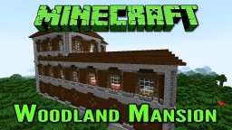Minecraft 1.11 | Woodland Mansion Walkthrough (with seed) Minecraft Blog