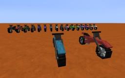 Pack Motos ! [1.10.2] Minecraft