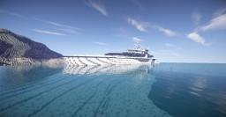 Modern Yacht #5 - Lychen Minecraft Map & Project