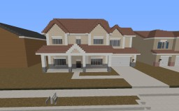 A Collection of Houses From Me and jumping_steve Minecraft