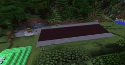 Minecraft towny. Functional City experiment. Minecraft Project