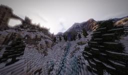 Tharkon kingdom under dragons peak.(WIP) Minecraft Map & Project