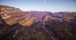 CanyonLands NP Minecraft Map & Project