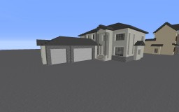 Two Story House #5 Minecraft
