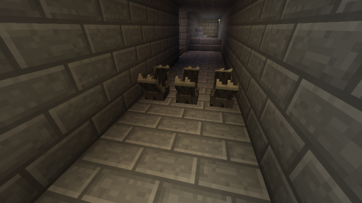 Custom Traps and Mobs!