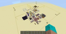 Build craft Factory Minecraft Map & Project
